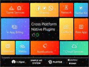 【Unity】Cross Platform Native Plugins – Ultra Pack使ってみる