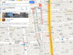 googlemaprolling