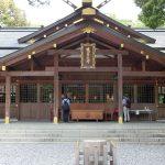 お伊勢参り6:猿田彦神社に参拝する